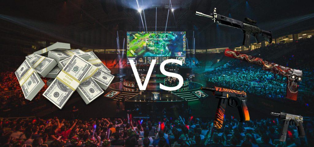 Real Money Betting vs Skin Betting
